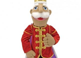 marioneta de mano