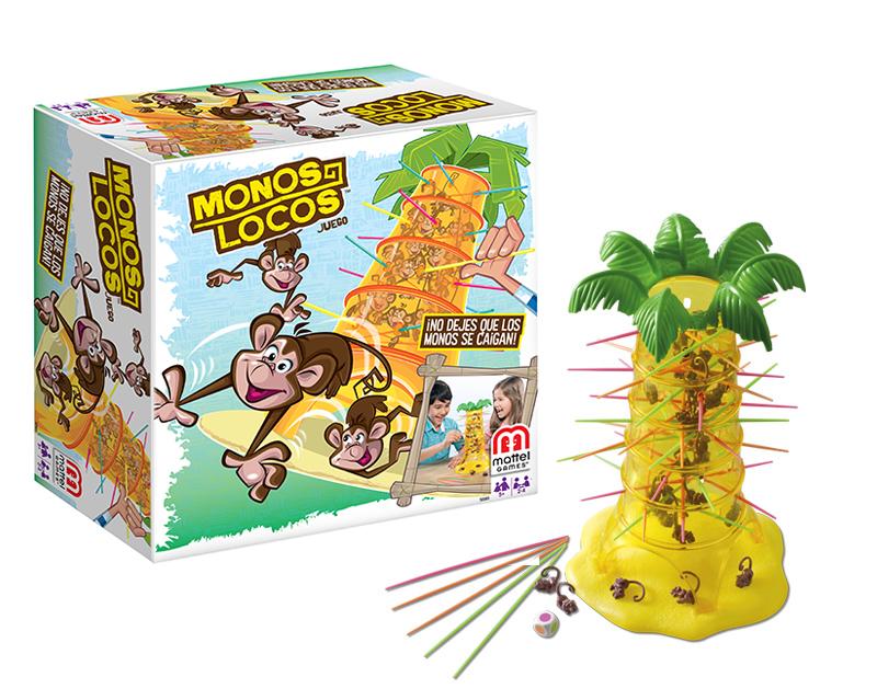 Juegos de Mattel para disfrutar en familia