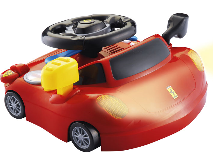 Volante Ferrari Ferrari Juguetes Volante Mi Primer Mi Juguetes Primer 8nkN0wZOPX