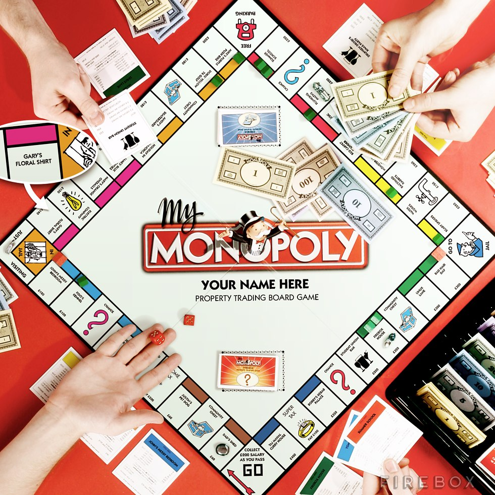 monopoly personalizable