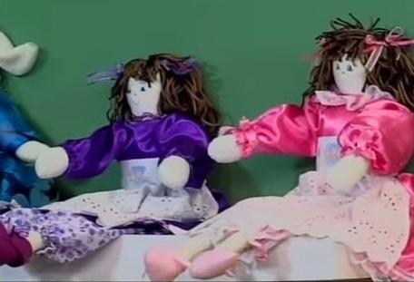 hacer una muñeca de trapo