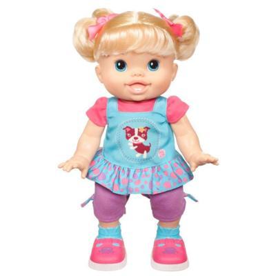 Muñeca Martina aprende a andar - Juguetes