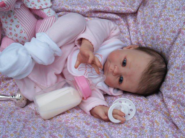 Bonecas Que Parecem Bebe De Verdade