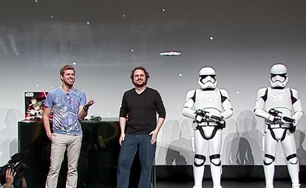 nuevos juguetes de Star Wars halcon milenario