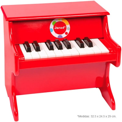 piano de juguete