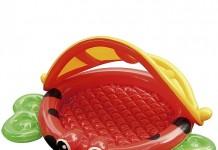 piscina para bebé