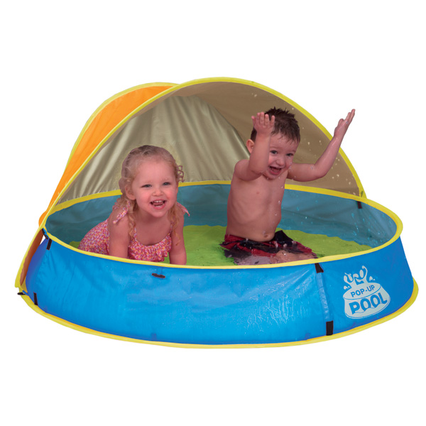 Piscina pop up para ni os juguetes for Juguetes para piscina