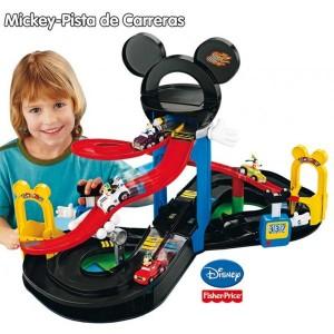 pista de Mickey