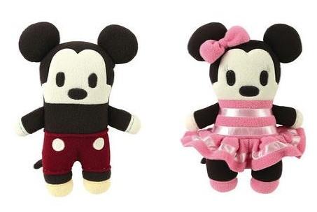 Muñecos Disney de fieltro - Imagui