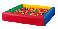 Juguetes para el desarrollo motriz juguetes for Piscina de bolas toysrus