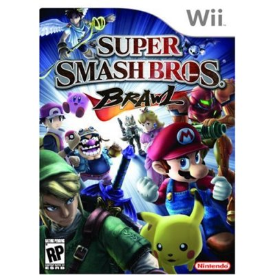 descargar super smash bros brawl para wii