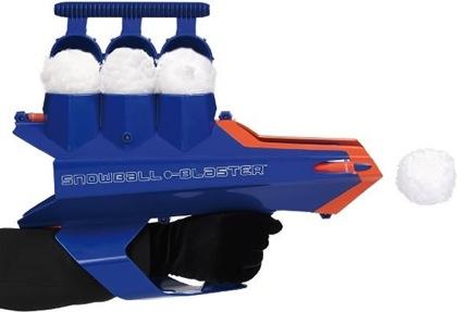 pistola de nieve