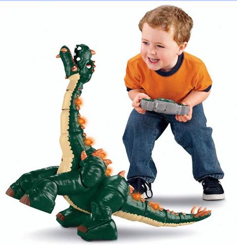 Spike Un Dinosaurio Muy Divertido Juguetes Dinosaurio de juguete a batería con luz y sonido. spike un dinosaurio muy divertido
