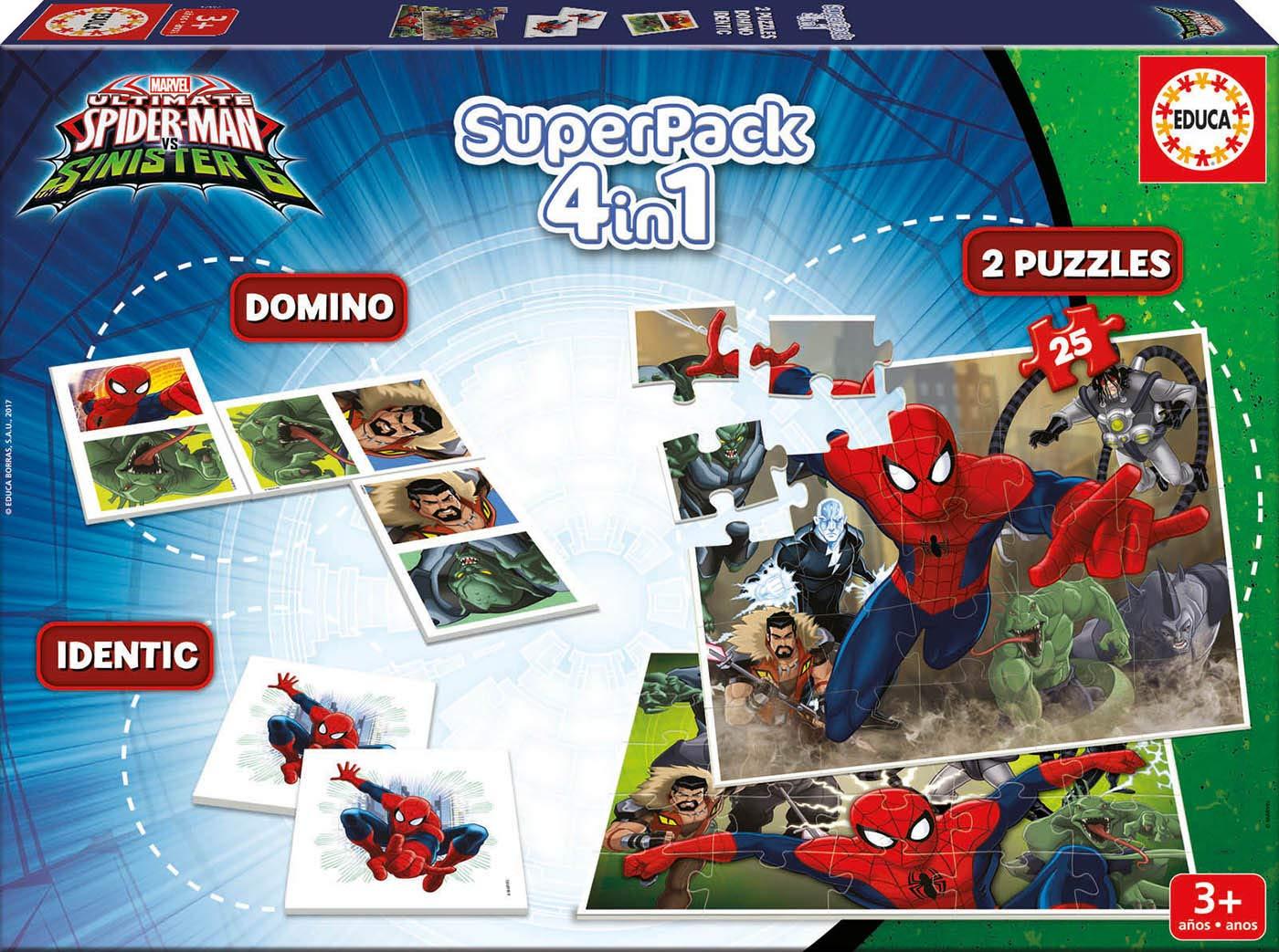 superhéroe Spiderman
