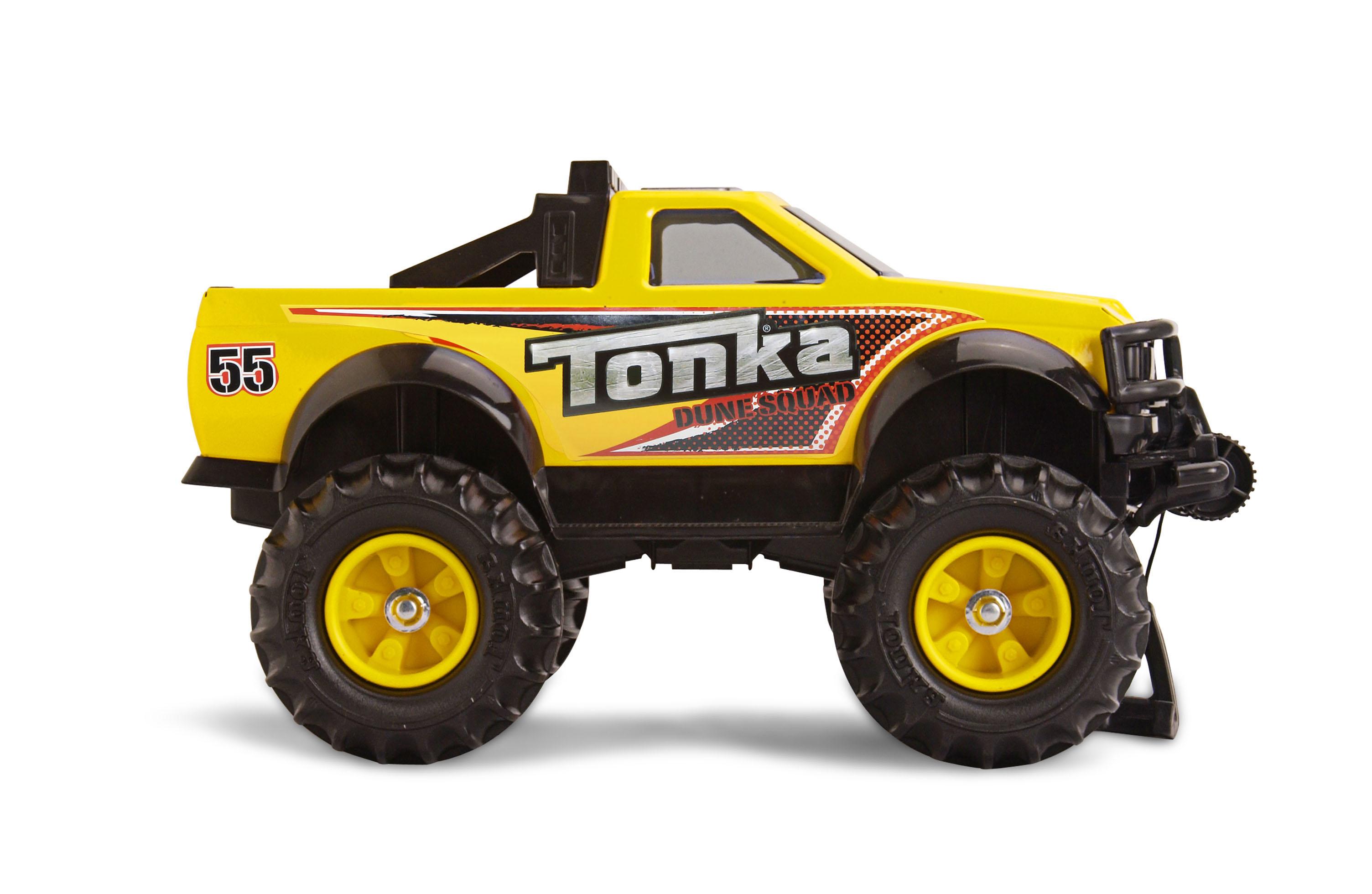 Tonka Steel; camiones de juguete garantizados de por vida 1