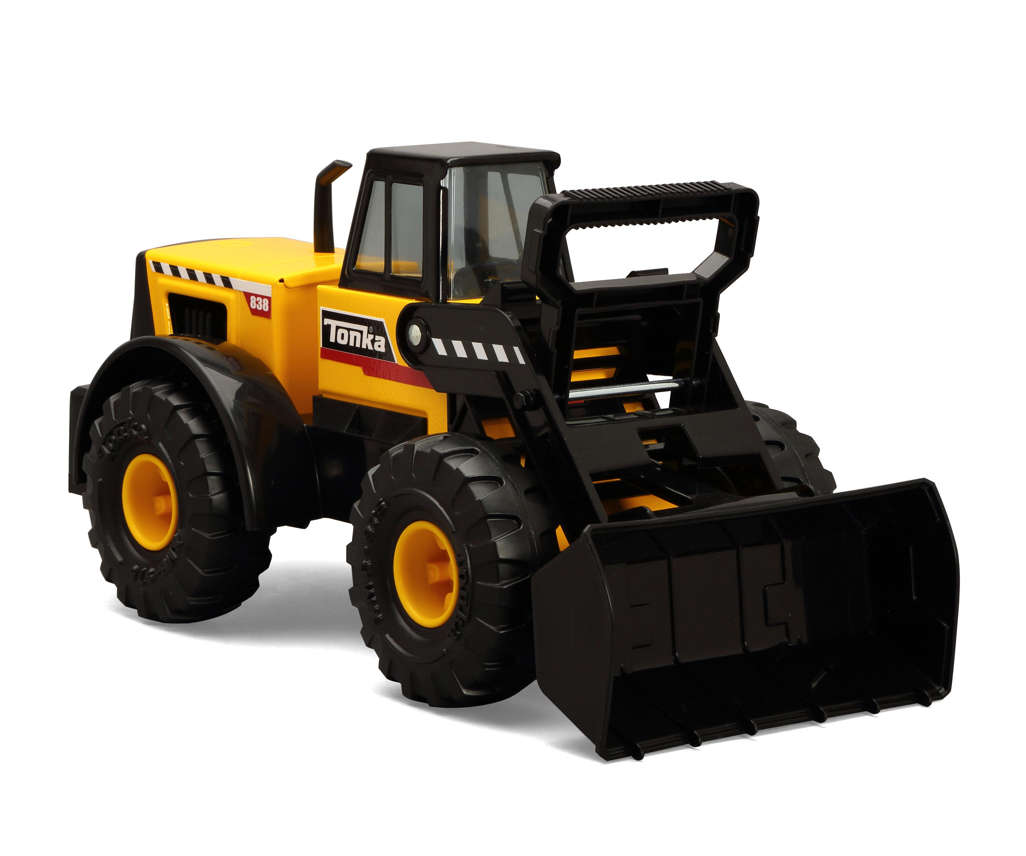 Tonka Steel; camiones de juguete garantizados de por vida 4