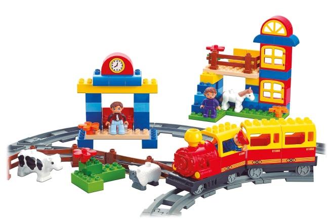 tren juguettos