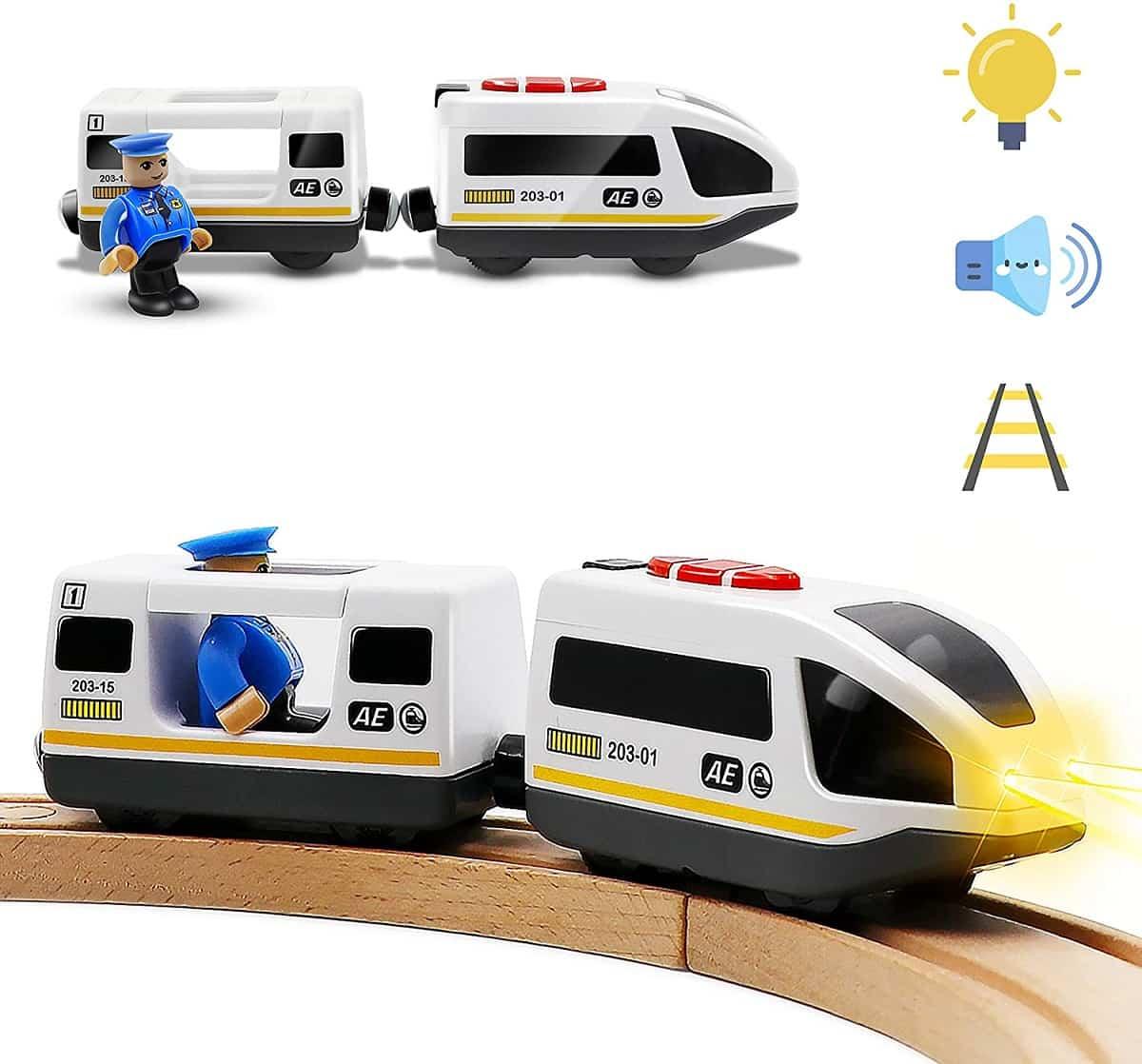 Trenes de juguete