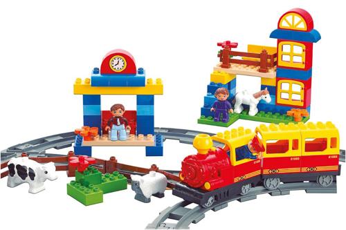 tu tren infantil