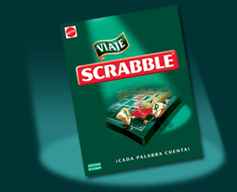 Scrabble de viaje juguetes for Precio juego scrabble mesa