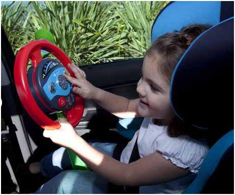 Volante para el coche